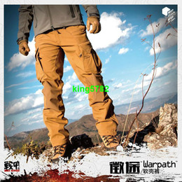 Wholesale ALL WIN New Brand WAR ARMOR quot WARPATH quot Tactical Military SOFTSHELL Pants
