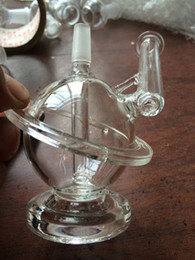 Wholesale New come mini Globe glass bong glass water pipe glass bubble oil rig mm free delivery