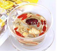 Wholesale Babao tea Assorted Chinese herbal tea goji berry licorice root honeysuckle dried tangerine or orange peel g bag per