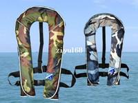 Wholesale Adult life vest Gas cylinders automatic inflatable life vest