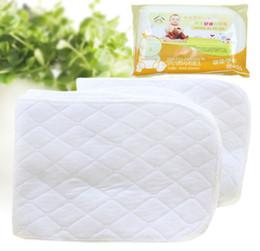 Wholesale Layers Antibacterial Bamboo fiber Baby Diaper diaper pad Cloth Diaper Inserts Diaper Liners