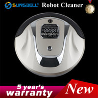 Wholesale Multifunctional Sweep Vacuum Mop Sterilize Robot Vacuum Cleaner Virtual Wall Robot Robotic Cleaner Rommba Smart Sweeper Cleaner