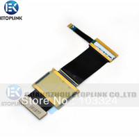 EK Bar For Samsung Gravity Smart T589 Tmobile For Samsung Gravity Smart T589 LCD Slide Flex Ribbon Cable Connector OEM 5pcs Free Shipping