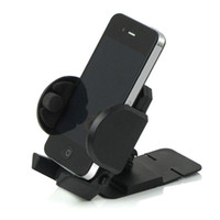 Wholesale SD Vehicle Outlet Mobile Phone Adjustable Bracket