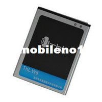 Cheap Wholesale-Original 2000mAh Battery for ThL W8S W8 Smartphone Free shipping