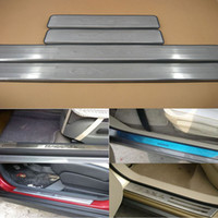 Wholesale New Door Sill Plate Scuff Trim Stainless Fit CX