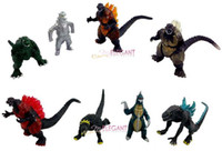 Wholesale New Popular Godzilla Monsters Action Toy Figure Figures Set