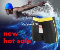 Cheap Hot Nice Mens Swimming Swim Trunks Shorts Slim Super Sexy Swimwear Fit Clear Promotion 5 Colors 3 Sizes,Also can wholesale