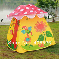 Cheap PVC Cheap Lovely Children Kids Tent Eco-Friendly Colorful toy Play House Tents Outdoor 11923
