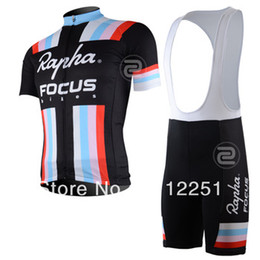 Wholesale 2013 focus Team cycling jersey cycling clothing cycling wear short bib suit focus d