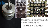 Wholesale Handheld manual tablet pill press with TDP0 TDP1 TDP1 compatible die set tablet press tool