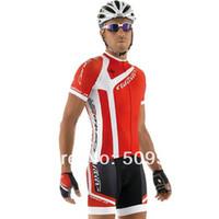 Wholesale 2014 wilier cycling jersey cycling bib shorts set red wilier cycling clothing jersey cycling bib shorts set With Full zip