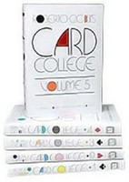 Wholesale Card College by Roberto Giobbi Only PDF ebook Card magic magic tricks