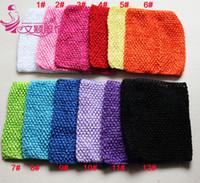 Wholesale quot Baby Girl Crochet Tube Tops tutu tops for baby girl infant crochet tops