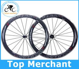 Wholesale Top quality colnago EPS SKF k weave COLNAGO EPS mm clincher carbon bicycle wheels C mm rim carbon fiber road bike racing wheelset