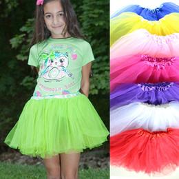 Wholesale tutu dance skirt trade explosion models baby Tutu Skirt Girl Skirt cake ballet skirt clothing