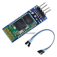 wireless transceiver module - HC Wireless Serial Pin Bluetooth RF Transceiver Module RS232 TTL New With Backplane SV002113