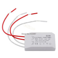 Wholesale Promotion New W V Power Supply Driver Adapter Halogen LED Lamp Electronic Transformer TK0766