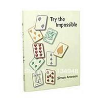 Wholesale Simon Aronson Try the Impossible PDF ebook Card magic magic tricks