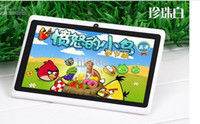 7 inch Android 4.0 4GB Q88 A23 dual Camera 7 inch tablet pc android 4.2 better Best Selling Free Shipping Discounted HK888