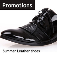 Wholesale 2014 Boutique mens summer breathable dress shoes black business popular fashion trends leather shoes for men