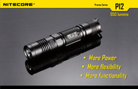 Cheap Free shipping 100% Original - NITECORE P12 950LM 1 x Cree XM-L L2 LED Flashlight Torch