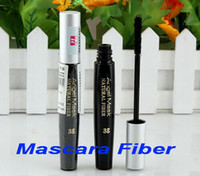 Wholesale, Black Mascara Fiber for Lengthening Extension Eyel...