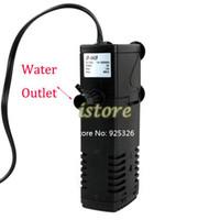 Wholesale 5PCS Convenient GPH High Power Aquarium Internal Filter in Multi Function Pump Gallon Fish Tank TK1064