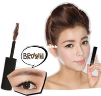 Cheap Wholesale-Cosmetics Authentic Korean Brand Stylenanda 3CE Eyebrow Mascara Makeup Essential Eyebrow Color Cream 2 pcs lot Free Shipping