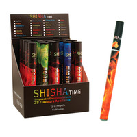 Wholesale Shelf For Puffs Flavor E Hookah Disposable Electronic Cigarettes Hookah Vapor Hooka Shisha Pen