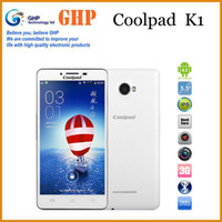 Inew 6.5 Android New Original Coolpad K1 7620L 5.5'' TFT Quad core Qualcomm MSM8926 mobile phone 1GRAM 4GROM Android 4.3 8MP+2MP GPS 4G FDD LTE