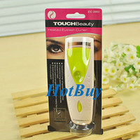 Wholesale Electric Instant Heated Eyelash Curler Eye Lashes Long Lasting Beauty Makeup