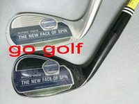 Wholesale 2014 new golf clubs RTX black and silver golf wedges degree steel shafts high quality wedges