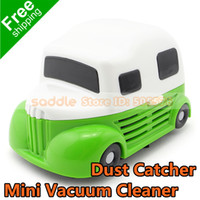 Wholesale Mini Vacuum Cleaner For Desk Laptop Keyboard Vacuum Sweeper Portable Dust Catcher With Cute Design