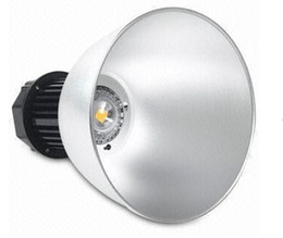 DHL free shipping 100W led high bay light flood lamp with Meanwell Driver bridgelux COB industrial light high bay lamp AC85-265V