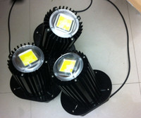 Wholesale DHL W led high bay light flood lamp with Meanwell Driver bridgelux COB industrial light high bay lamp AC85 V