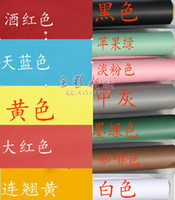 Wholesale Entire roll width X10 m long solid color photograph studio photography background paper cloth fabric theme background color