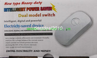 Wholesale 50pcs KW Electricity Energy Saving Box US Plug Power Saver Save