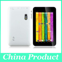 Wholesale New inch A23 dual core dual camera tablet pc android RAM GB flash light camera Tablet PC