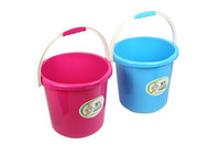 Wholesale Water Storage Plastic Bucket household Ultralarge Capacity Hot sale Mutil Use Kitchen Washing holder Pink Blue