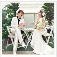 Wholesale Photography props Korean wedding props folding chair beach chair wedding location props