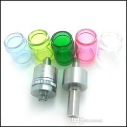 Promotion verre kanger aerotank tubes de verre pour protank aerotank atomiseur Kanger Protank 1 protank 2 protank Pièces 3 aerotank Clearomizer Kanger tube de verre de remplacement