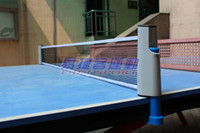 Wholesale Table Tennis grid stretching indoor and outdoor tennis grid net Telescopic Tennis grid network