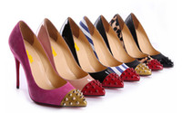 Wholesale Brand Shoes With Pointed Fine New Spring