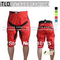 Wholesale High Quanlity Troy lee desige Moto Shorts Bicycle Cycling MTB BMX DOWNHILL TLD Shorts White
