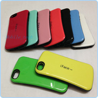 Wholesale iFace Case TPU Cases for iphone4 s G S C iphon6 plus samsung s3 s4 s5 note3 note4 Korea Style Fashion Shockproof Protective Cover