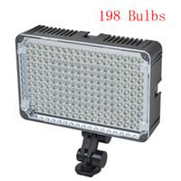 Cheap Aputure AL-198 198 Bulbs LED Video Light for Canon Nikon Sony Camera HDSLR