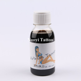 Wholesale bottle Avoid sun tanning pigment Not in the sun painted bronze skin pigment