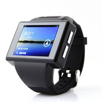 Android smart watch - 2 inch AN1 Smart Watch Cell Phones Android MTK6515 Single Sim Cards WIFI Bluetooth Watch Phone