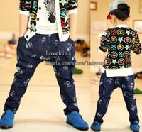 18-24 Months jeans pants - Children Clothes Fashion Blue Jeans Boys Long Trousers Denim Jeans Kids Casual Pants Child Clothing